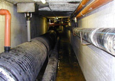 Tunnel tecnologico a Bormio