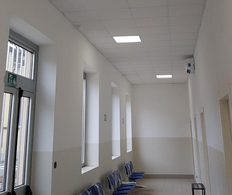Edificio polifunzionale di Cisliano