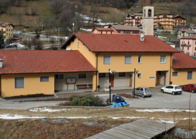 Riqualificazione municipio di Casargo