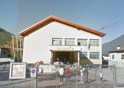 Scuola elementare di Cosio