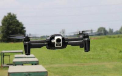 Drone a infrarossi
